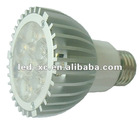 8w par20 e11 dimmable led light