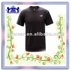 The hot sale men o-neck basic cotton t-shirt