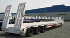 20ft/40ft flatdeck container transport semi trailer for sale