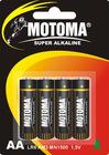 dry battery AA Alkaline battery LR6