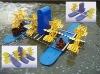 SC-1.5 2hp 4pcs Paddle wheel aerator/shrimp farming aerator