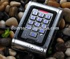 waterproof digital access control keypad