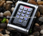 waterproof digital access control keypad