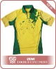2012 Latest Polyester Printing Soccer Jersey