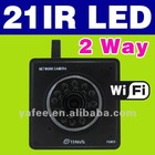 WPA WiFi CCTV Webcam IP Wireless Camera IPCAM20