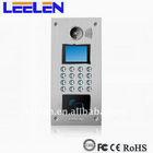 Digital access control system available to run cat-5 cable, no need to cut wires for address codes