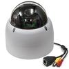 H. 264 D1 Vandal-resist Indoor dome IP Cameras with audio