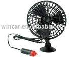 4 inch plastic car fan