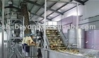 peach pulp/ juice fruit processing line(peach,apricot,mango and plum processing line)