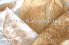 embroidery curtain fabrics