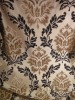 Jacquard fabric for upholstery