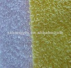 warp knitted toweling fabric, anti-pull out terry fabric