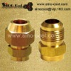 half union brass air fittings