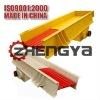 Motor Vibrating Feeder Leading Manfacturer Zhengya From Henan