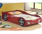 Memory Foam Kids Car Bed For Sale