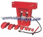 16 Ton Air/Manual Hydraulic Pipe Bender