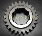 Inner transmission ring gear for bus gearbox