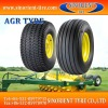 Agricultural tractor tires