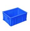 plastic blue turnover box-A13