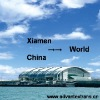 Freight forwarder Bulk cargo shipping service from Xiamen to the World