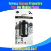 privacy screen protective film for mobile phone