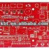 Red Multilayer pcb, 4 layers pcb or more, hdi board, electronic board