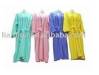 %100 cotton hotel bathrobe