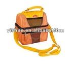 210D YELLOW LUNCH COOLER BAG