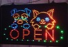 Led Sign,classic open 29
