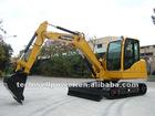 MINI EXCAVATOR / crawler excavator / 0.2m3, 0.3m3, 0.5m3, 0.9m3, 1.1m3, 1.5m3, 2.1m3