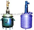 stainless steel reaction tank(limpet coil reactor ,jacketed reactor,glass lined reactor,stainless steel reactor )