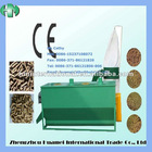 CE approval flat die feedstuff sawdust pellet press machine