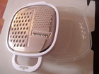 Kitehen ware fruit garter multi-function kitchen treasure vegetable grater