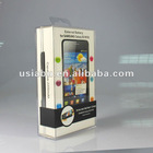 case For Samsung I9100 with 2200mah capacity battery/hot sale for galaxy i9100 POWER PACK back splint battery