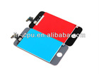 2012 new arrival color lcd screen for iphone 4 screen front lcd hot selling
