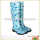 Fashion Ladies rain boots