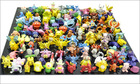 Wholesale Lots 24pcs Pokemon mini random Pearl Figures New