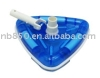 Deluxe Trianguar Transparent Veighted Vacuum Head