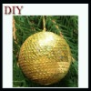 2012 christmas tree decoration sequin ball