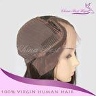 AAAA Grade Malaysian human hair U part wig