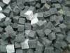 Black Basalt cubestone ,The cubestone,Pebble,Cobble.