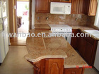 Kashmir Gold Yellow Granite Countertop