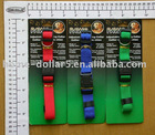 "16""-22"" pet collar in nylon and asst colors"