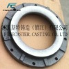 mechanical treated cast iron seal differential case for auto parts