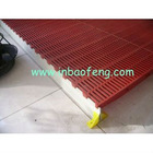 plastic pig slat floor IN-E015
