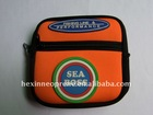 durable waterproof new fashinable neoprene CD case