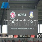 Huahai P16 led digital scoreboard screen