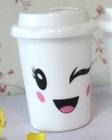 USB coffee cup humidifier