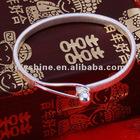 Myshine unique design 2013 vintage style silver bangles for women