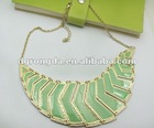 2013 fashion jewelery popular necklace/women detachable collars /Manual necklace for Apparel